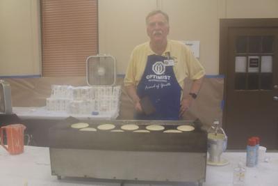 Rome Noon Optimist Club hosts 59th annual pancake breakfast