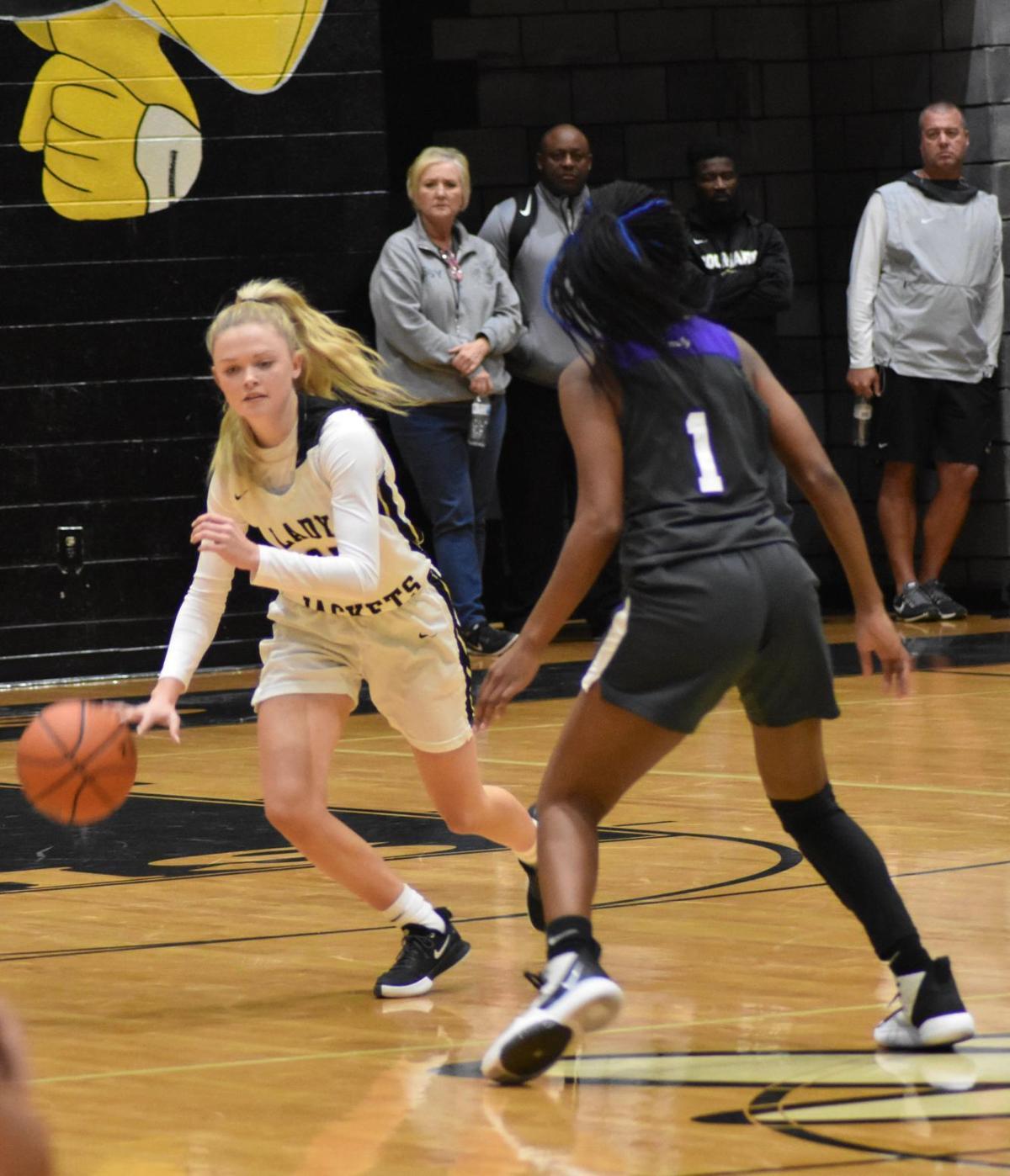 Rockmart Girls Basketball 2019