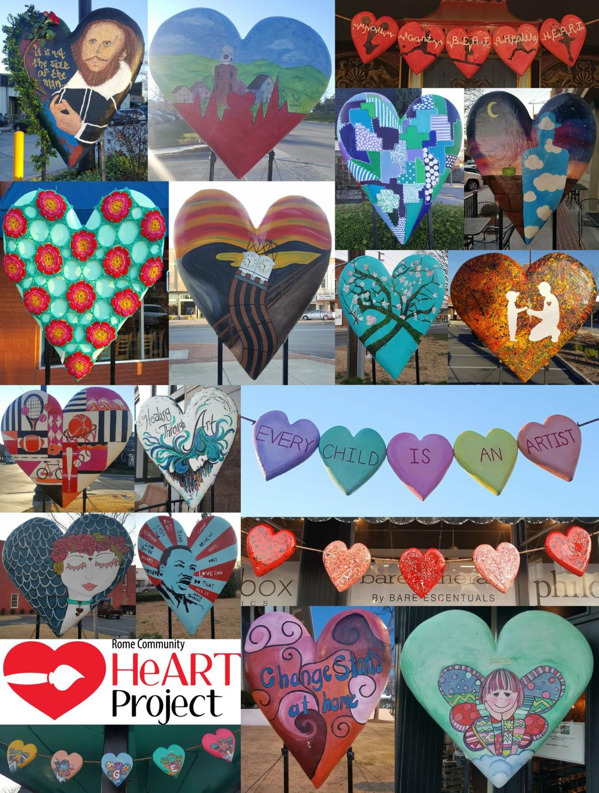 Rome Community HeART Project open for submissions