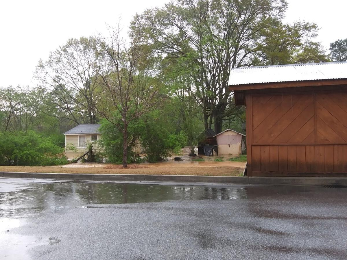 Polk County Flash Flooding April 2019