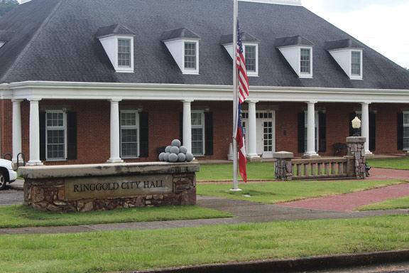 Ringgold City Hall
