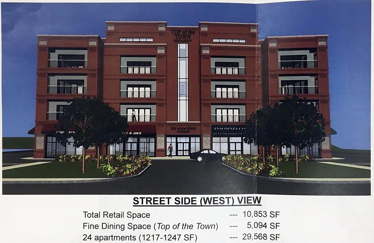Levy proposal for West Third