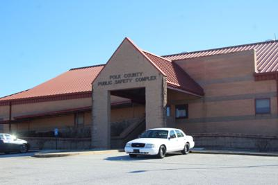 The Polk County Jail