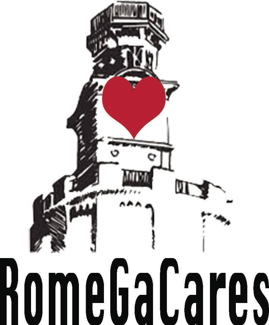 RomeGaCares logo