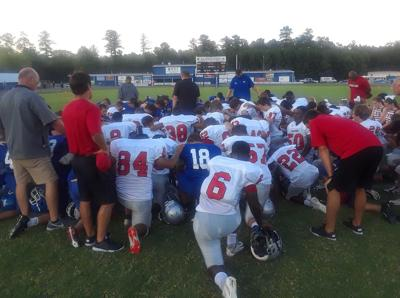 Cedartown Middle School Football 2019