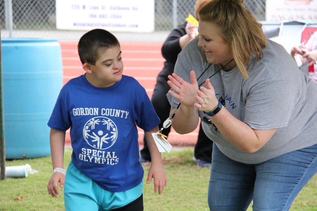 Gordon County Special Olympics