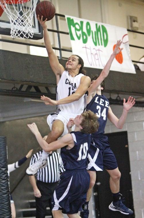 Boys Basketball: Gordon Lee at Coosa