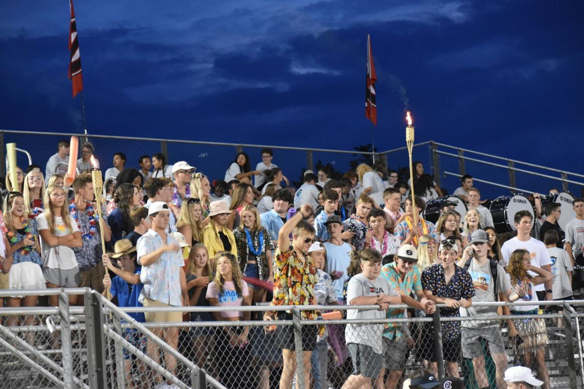 Fans pack The Furnace in preseason
