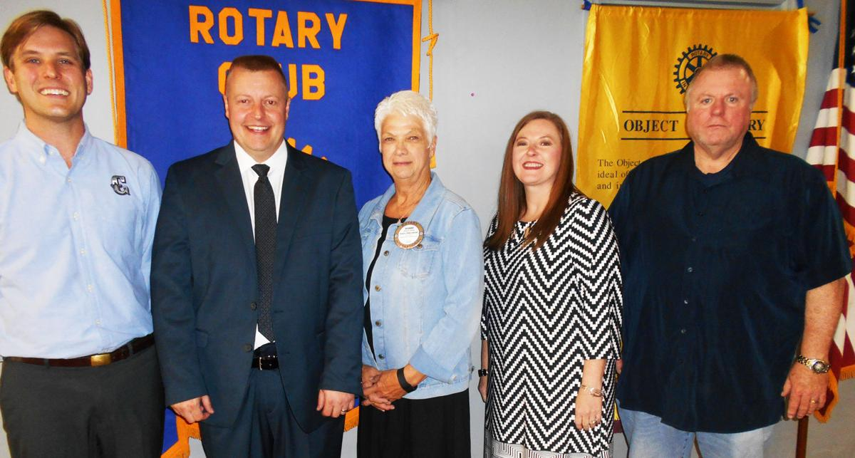 CPD updates Rotary on current opioid crisis