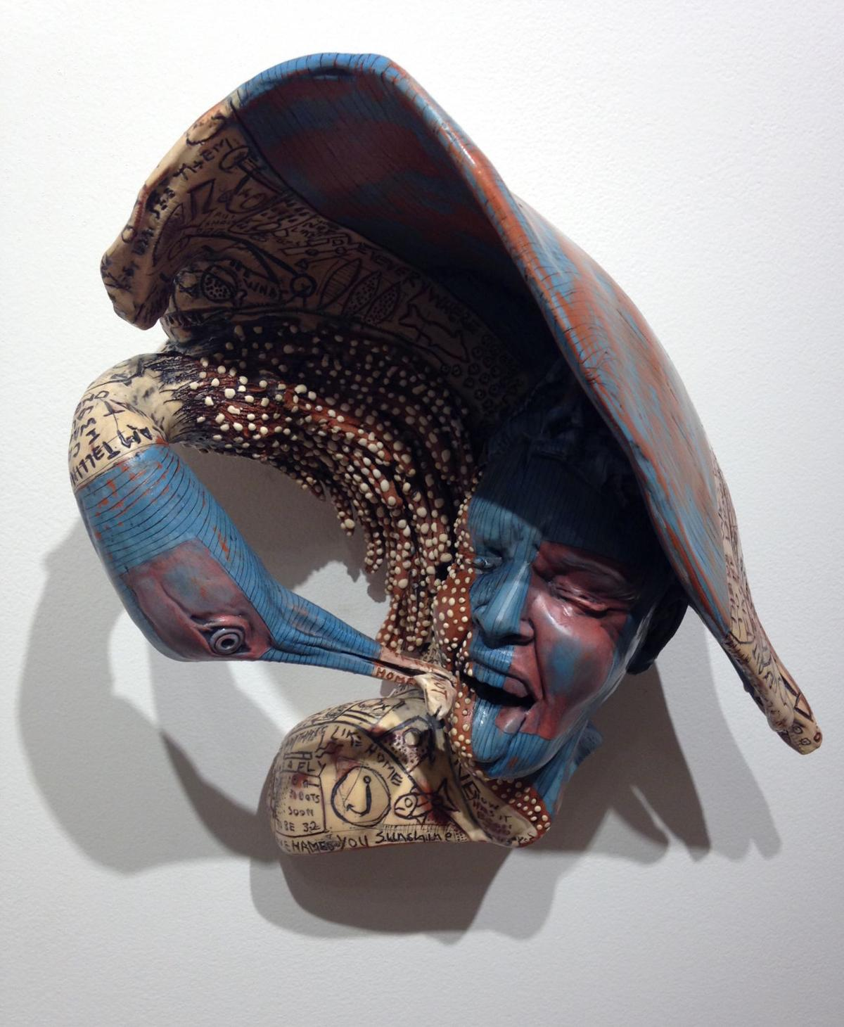 'Bad, Bold, Wiser' exhibit opens at Berry College