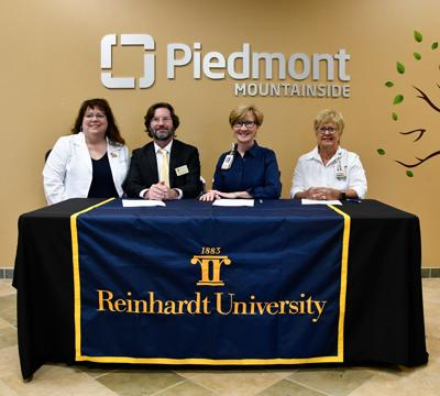 RU Piedmont signing