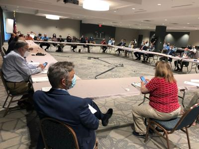 City, county gathers to discuss proposed masking mandate