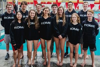 Rome High Swimming