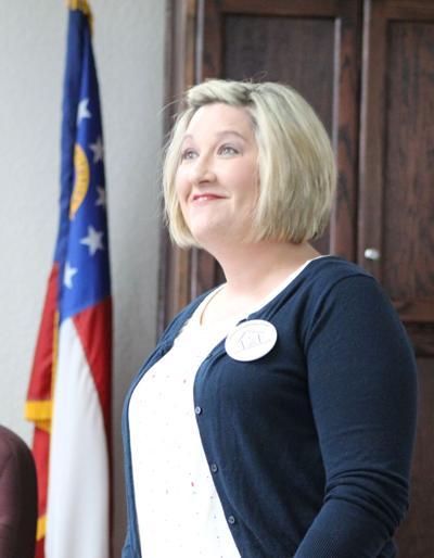 LHS Community Crew leader Sarah Jenkins
