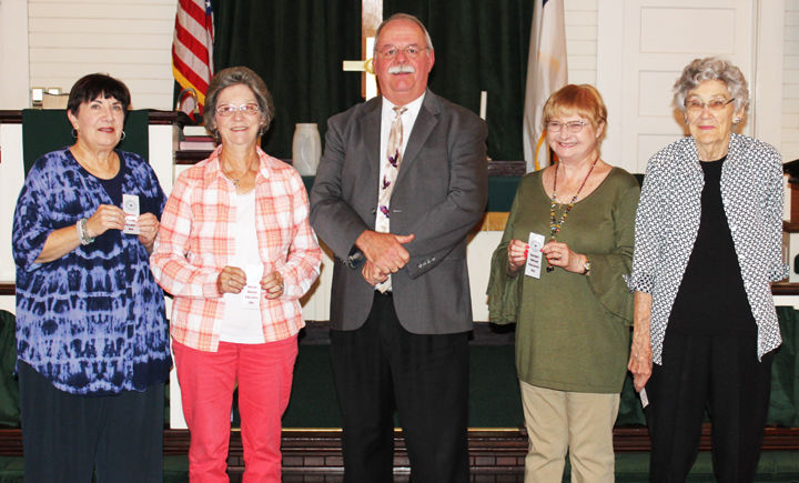 New Echota UMC recognizes retired teachers