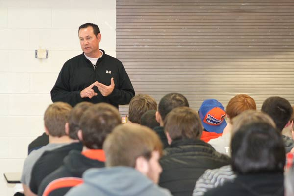 FOOTBALL: LaFayette hires Chad Fisher to fill head coaching post