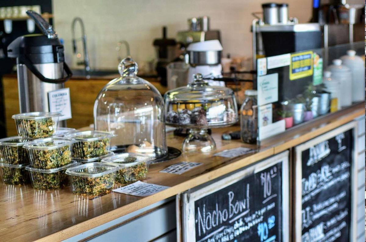 Real Roots Cafe Fort Oglethorpe