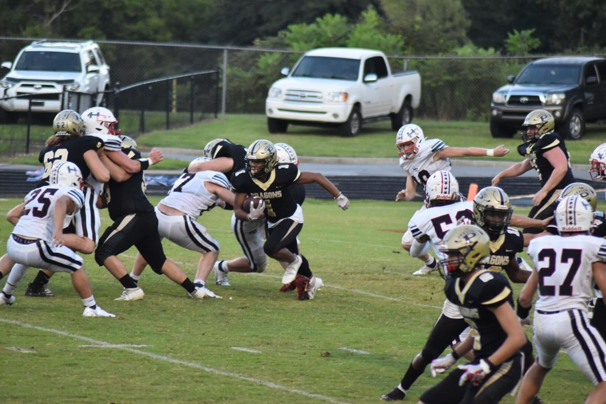 Pepperell's DJ Rogers vs. Haralson County