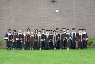 21 seniors receive associate degrees from Polk County College and Career Academy