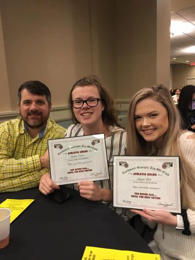 RHS Lady Jackets Honors 2019