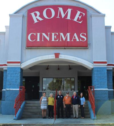 U-Haul purchases Rome Cinemas property