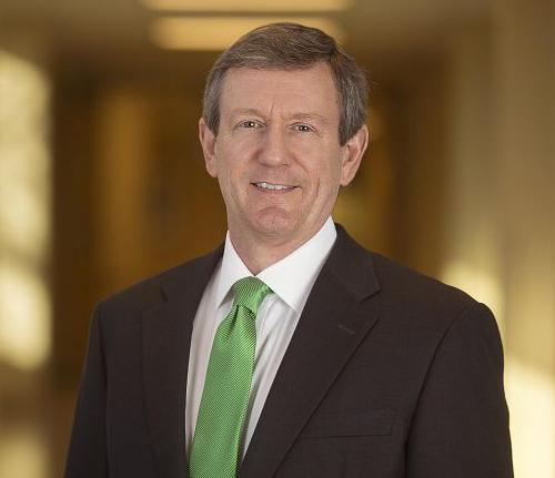Floyd Medical Center President and CEO Kurt Stuenkel
