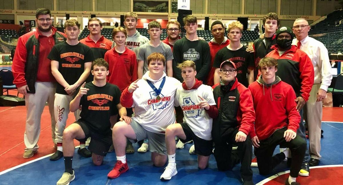 Firebirds finish with state runner-up finish