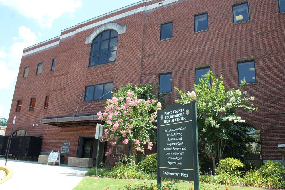 Judicial Center off Fifth Avenue