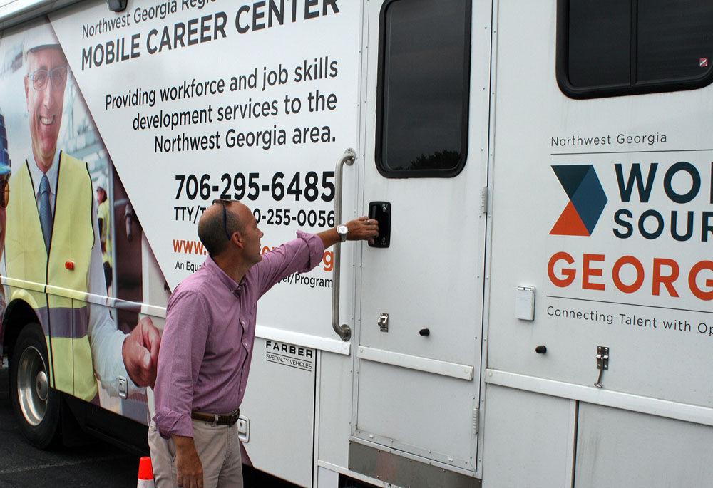 Northwest Georgia Regional Commission Mobile Career Center
