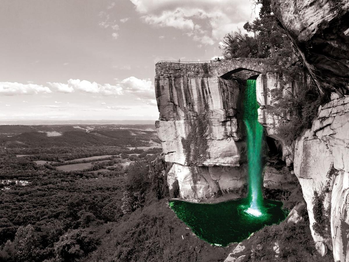 Shamrock Falls