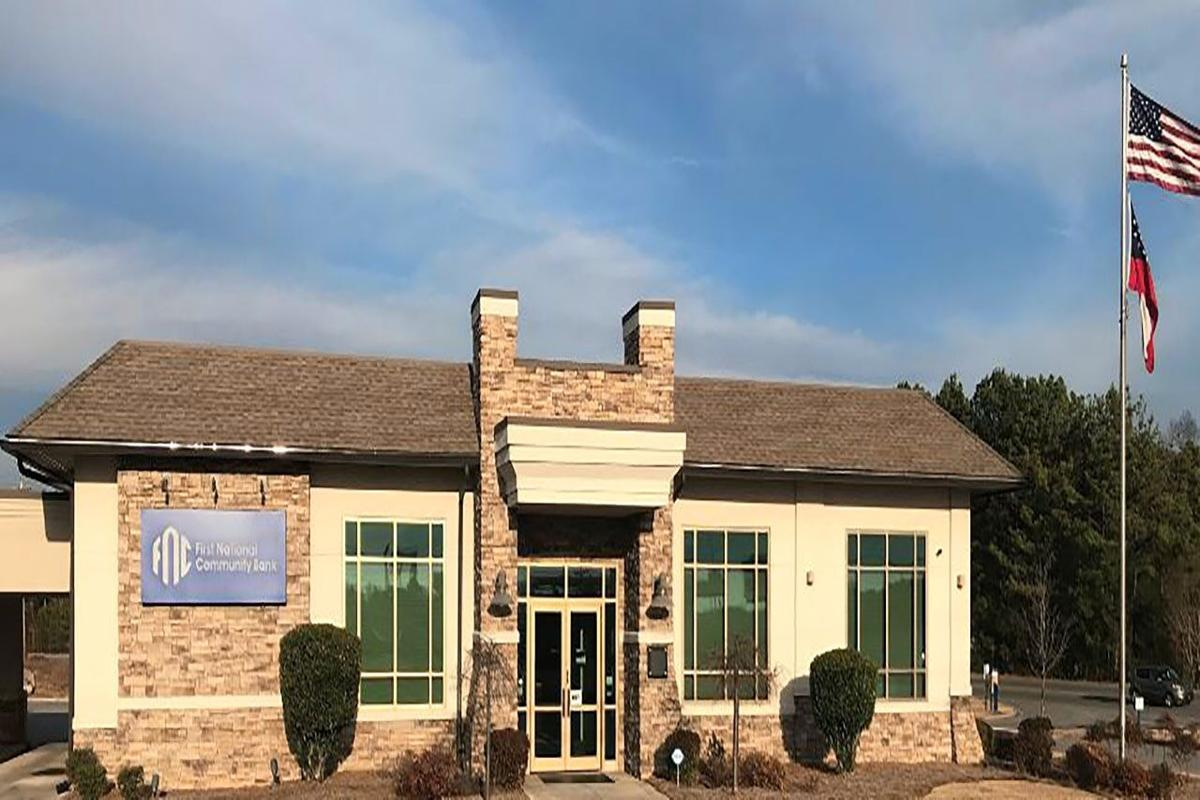 First National Community Bank Calhoun