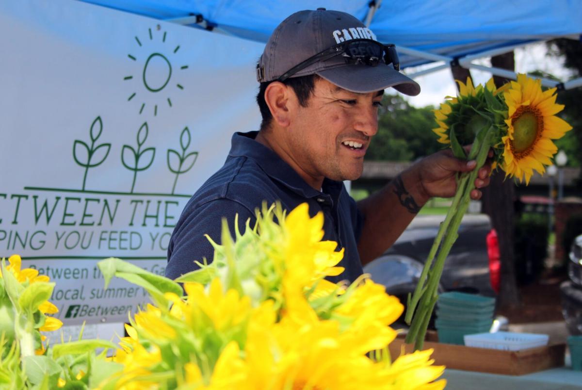 Farmers Market starts 'Christmas in July'