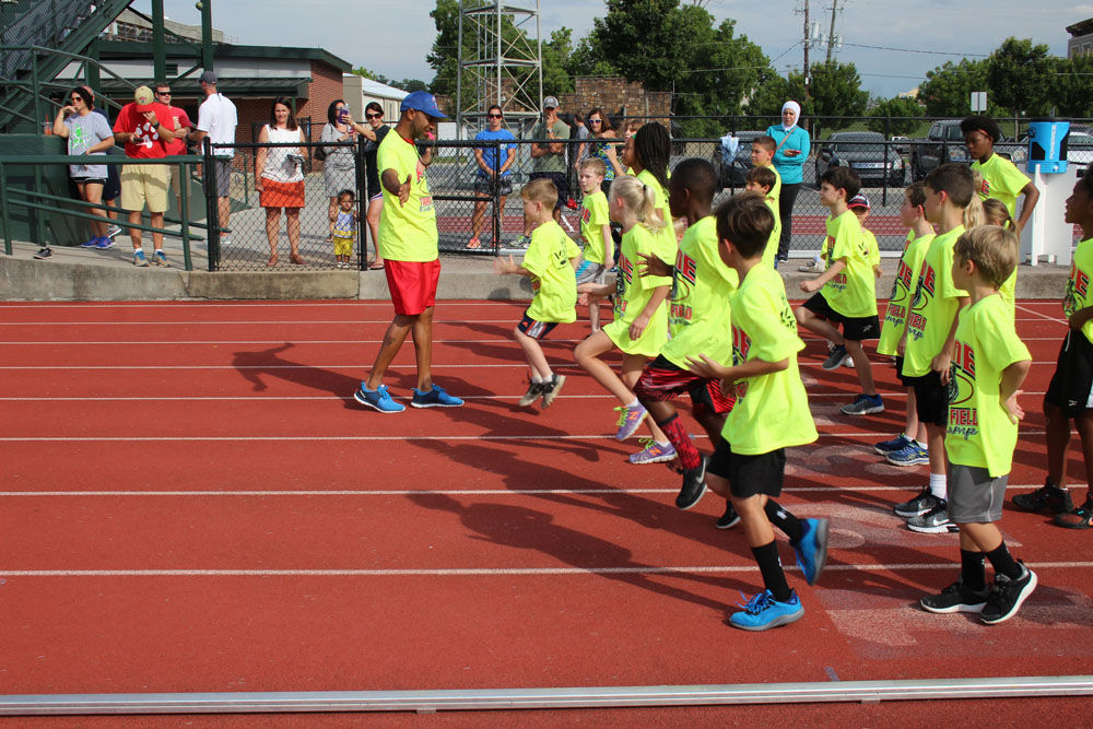 Rome Track and Field Kids Camp