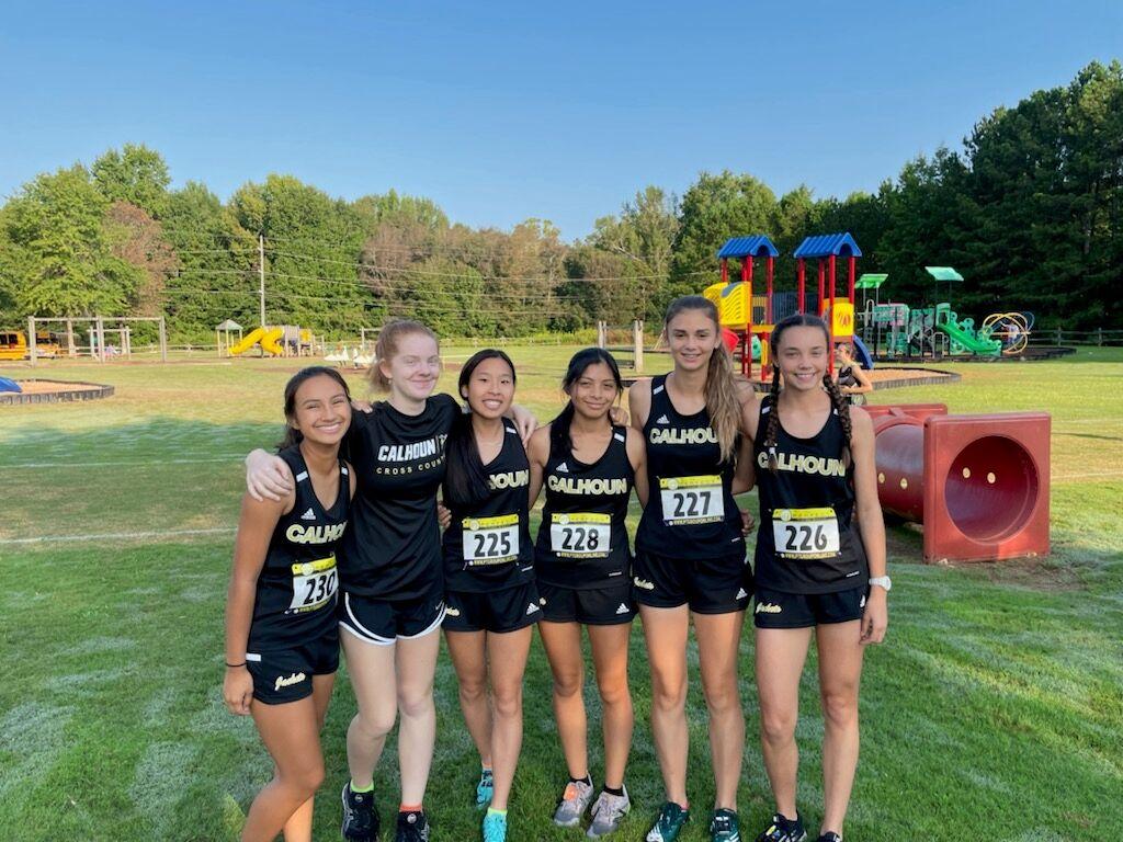 Calhoun runners reach finals race in Carrollton