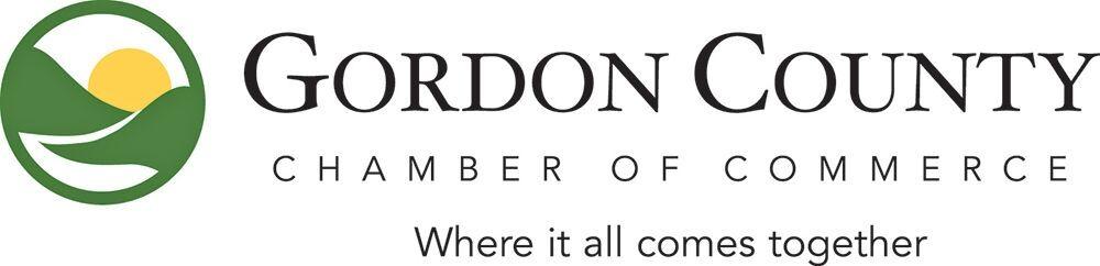 Gordon County Chamber of Commerce LOGO