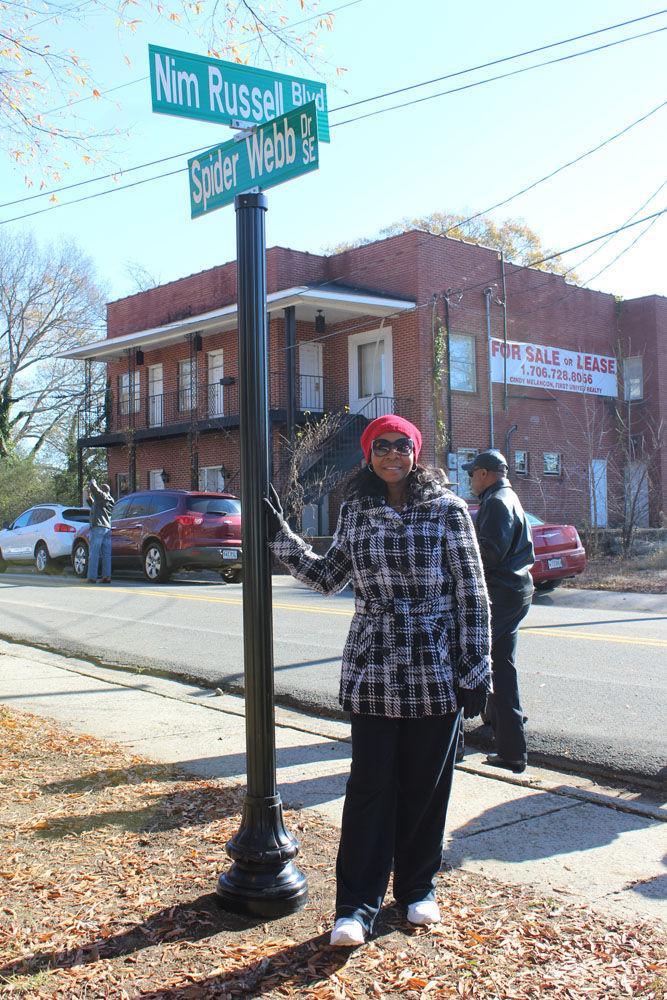 Nim Russell Boulevard