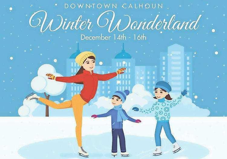 Annual Christmas Parade of Lights, first day of downtown ice skating set for Thursday, Dec. 14