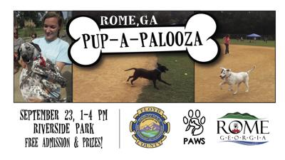 Pup-A-Palooza planned for Sept. 23