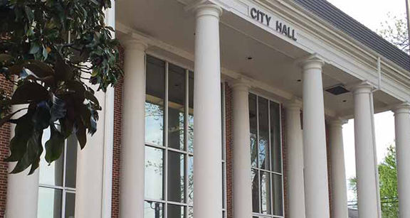 Calhoun Mayor Palmer vetoes changes to City's organizational chart