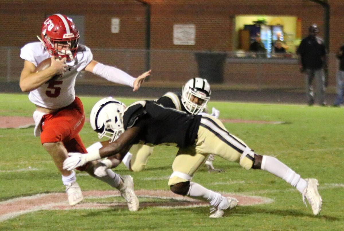Rockmart handles LFO in 45-14 Homecoming victory