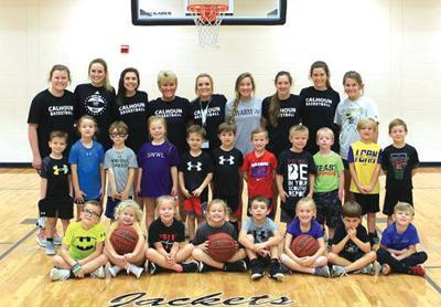 Calhoun Preseason Youth Basketball Camp