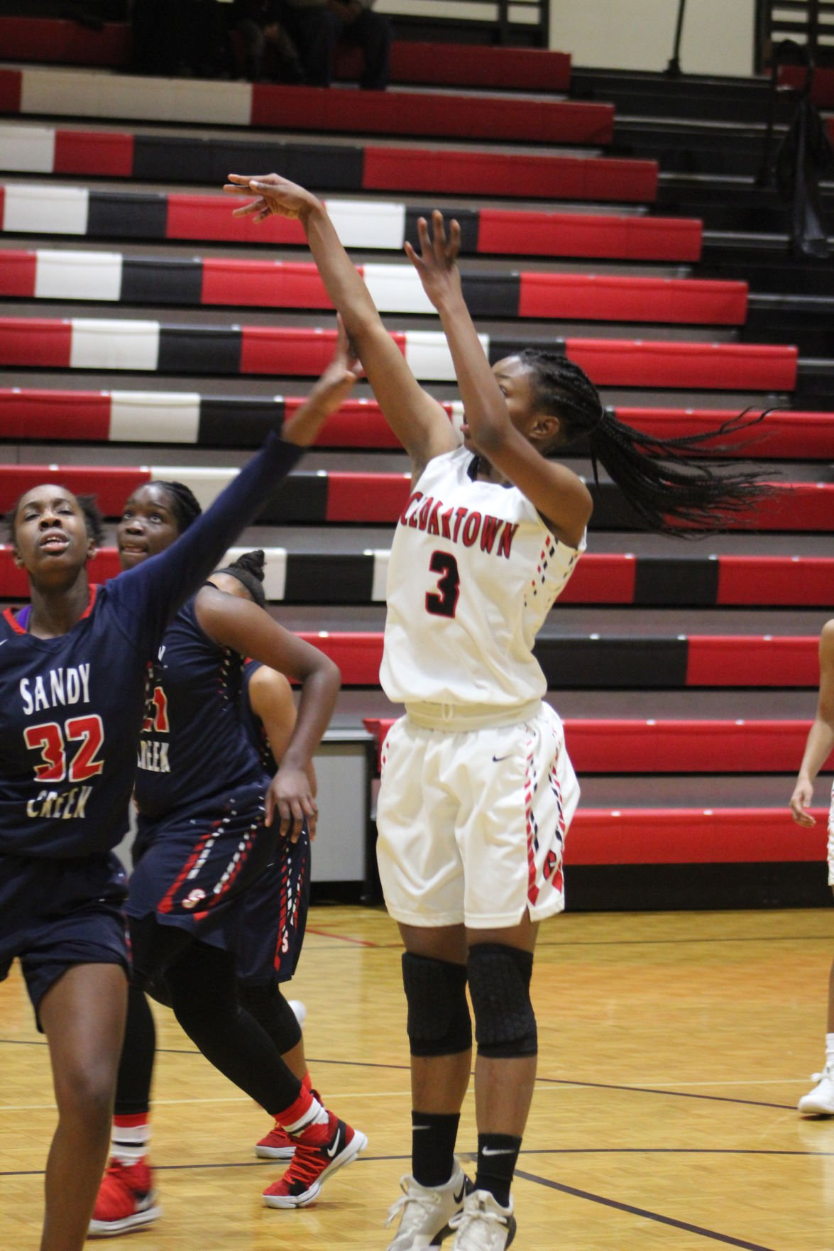 Cedartown girls basketball - Jan. 13, 2018