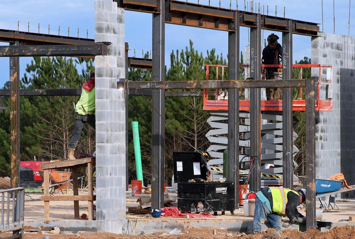 Construction of new Fairfield Inn & Suites moves toward October opening date