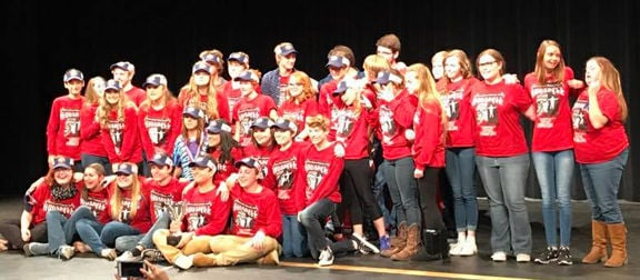 """GCHS brings home AA State Championship One Act Play title for """"Godspell"""""""