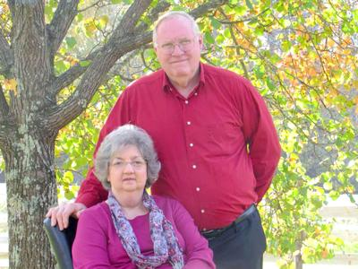 Joe and Glenell Fricks