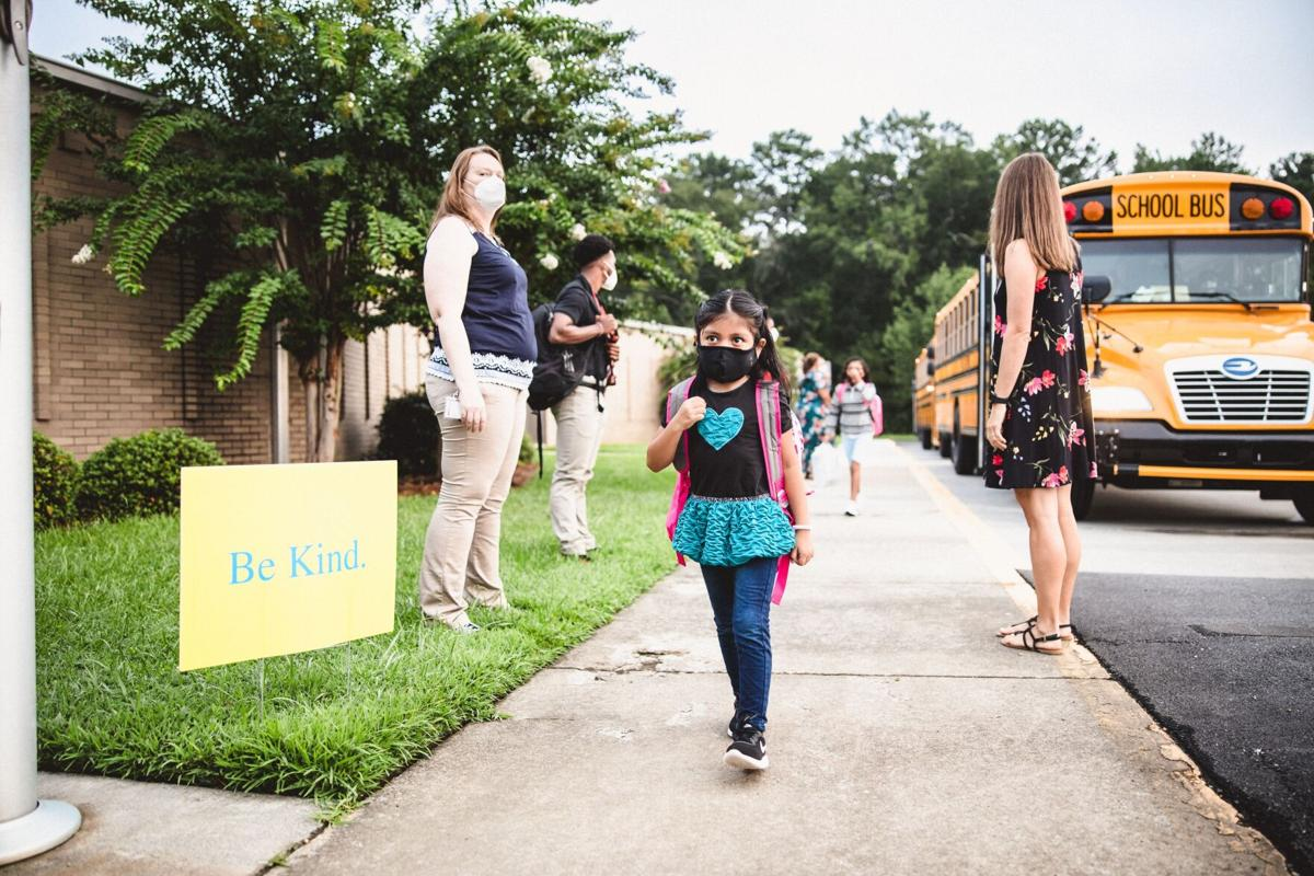 Back in class again: Rome, Floyd students start back to school