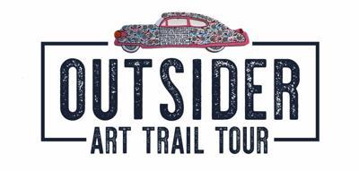 outsider art trail