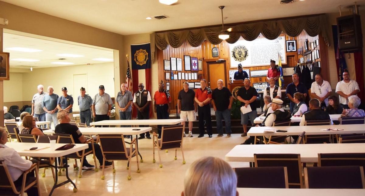 American Legion swears in new leadership