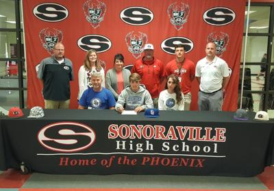 Sonoraville's Hackney set to continue baseball career at Shorter