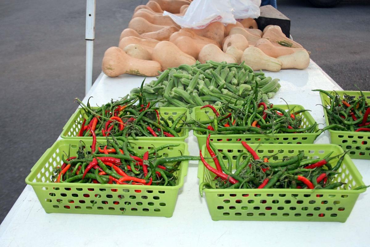 The Market will add arts and crafts to veggies at Ridge Ferry this Saturday